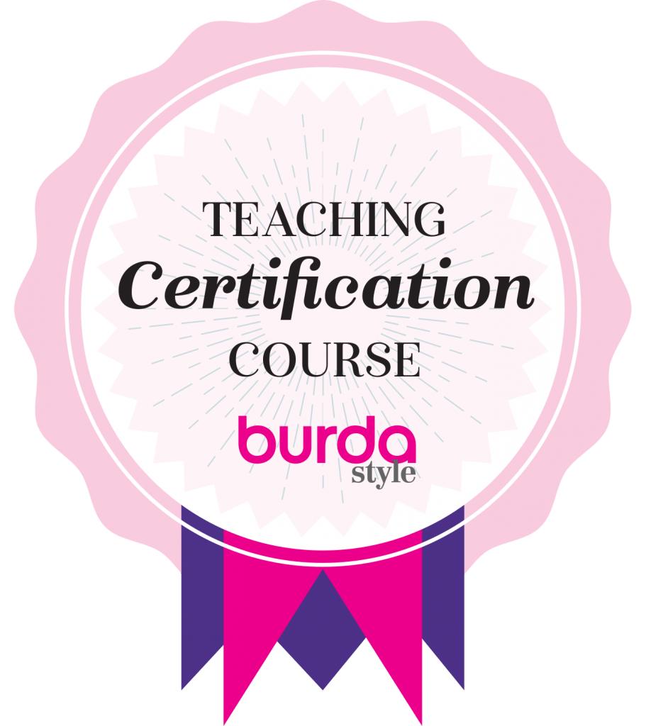 Burda Style teaching certification course